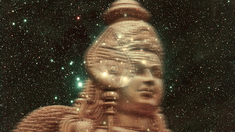 A Message from Muruga: Less Thoughts, More Action