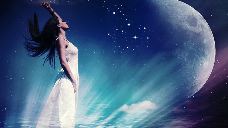January 31 Total Lunar Eclipse: 3 Steps to Feel Happy