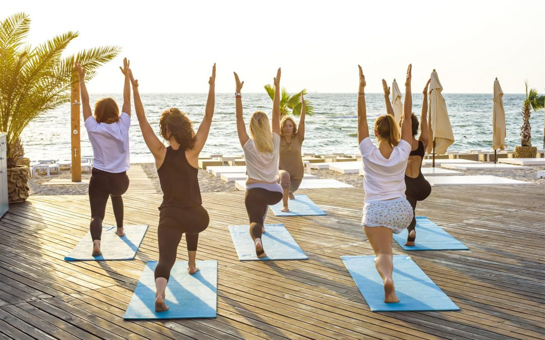 3 Great Yoga Poses For Beginners