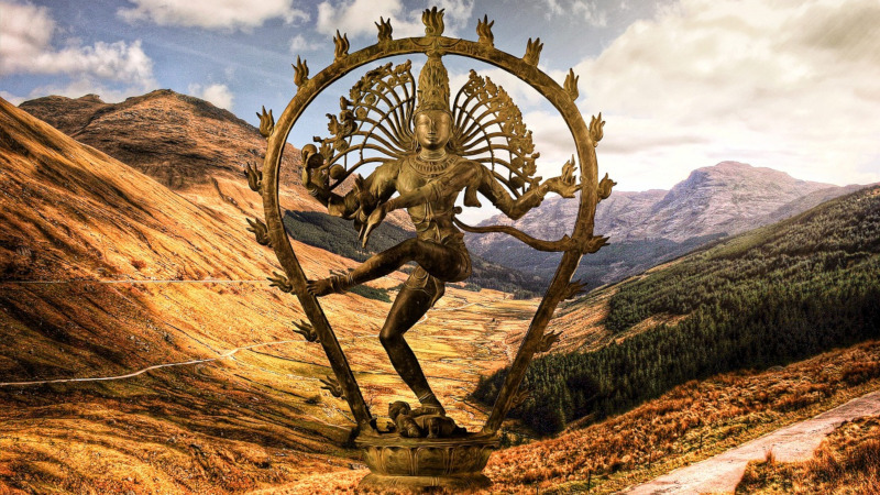 Powertime: Receive Kind-Hearted Mercy from Dancing Shiva