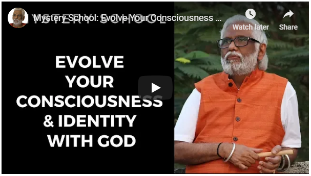 Mystery School: Evolve Your Consciousness & Identity with God