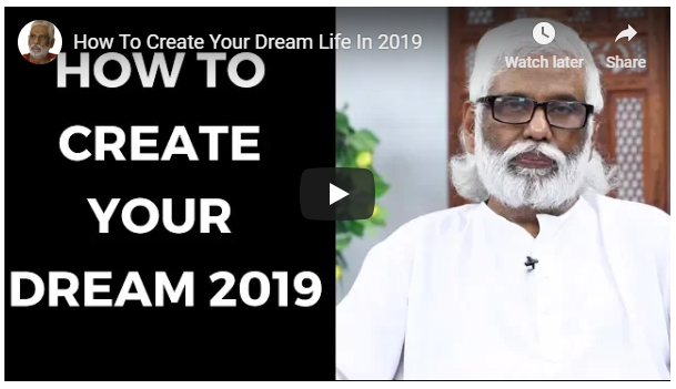 How to Create Your Dreams In 2019