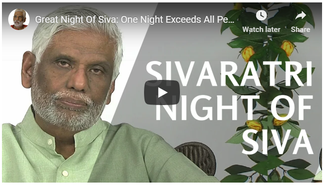 Great Night Of Shiva: One Night Exceeds All Penances