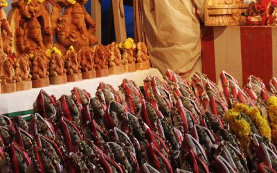 Why Ganesha's Birthday is the #1 Karmic Transfer Event of the Year
