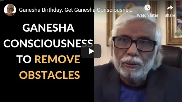 Obtain Ganesha Consciousness and Remove Obstacles on His Birthday