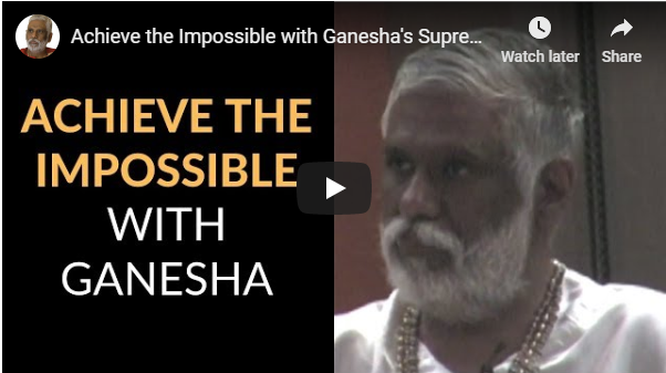 Achieve the Impossible with Ganesha's Supreme Intelligence