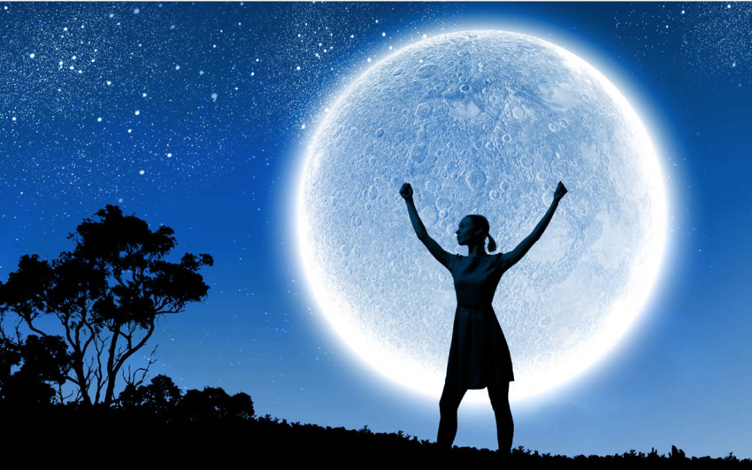 Full Moon For Liberation From Darkness & Accessing Your Light Body