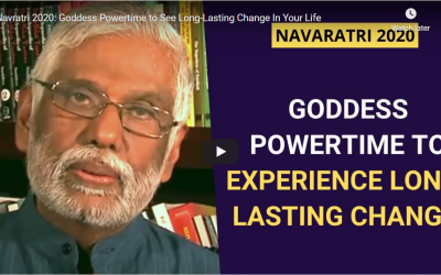 Dr. Pillai Personally Invites You to Attend Navaratri 2020