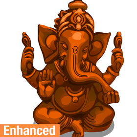 Ganesha Enhanced Ritual Package
