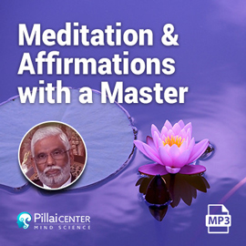 Meditation and Affirmations with a Master: 3 Tracks
