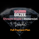 Shreem Brzee Immersion Diamond Program Full Paymen