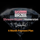 Shreem Brzee Immersion Diamond Program Payment Pla