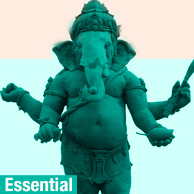 Essential Warrior Ganesha Program