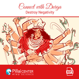 Connect with Durga - Destroy Negativity- Audio Package