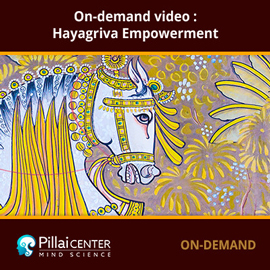 On-demand video : Hayagriva Empowerment