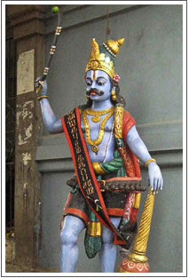 Lord Karuppsamy