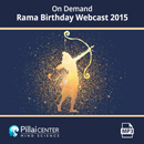 On-Demand Rama Birthday Webcast 2015