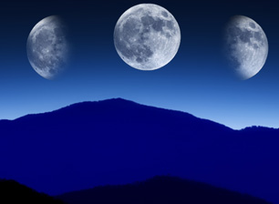 Manifesting with Moon Phases