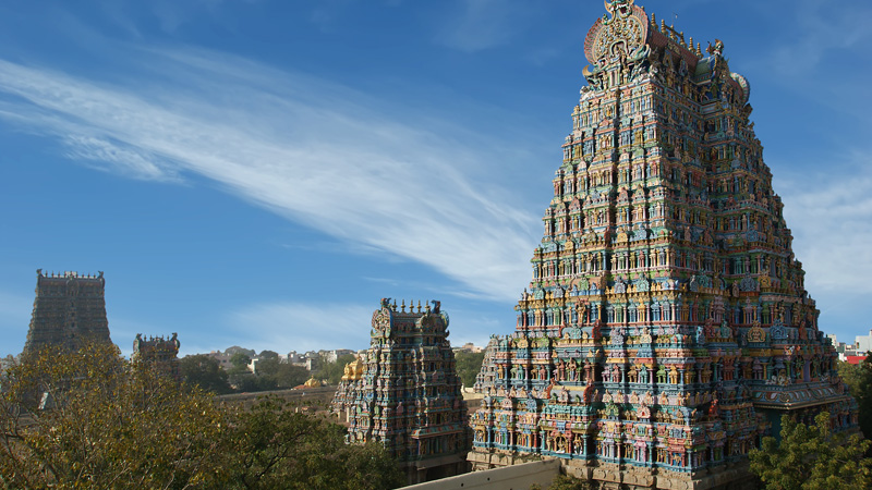 Join Dr. Pillai in the Temple Capital of the World