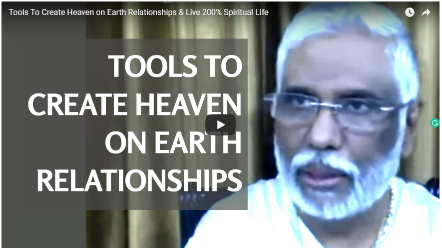 """How to Create """"Heaven on Earth"""" Sacred Relationships"""