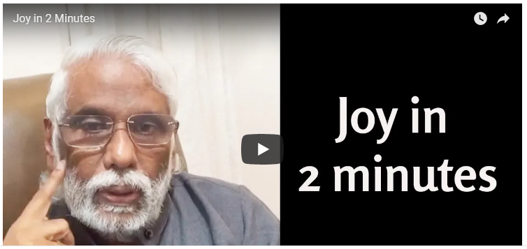 2-Minute Meditation Exercise for Joy & Happiness (Video)