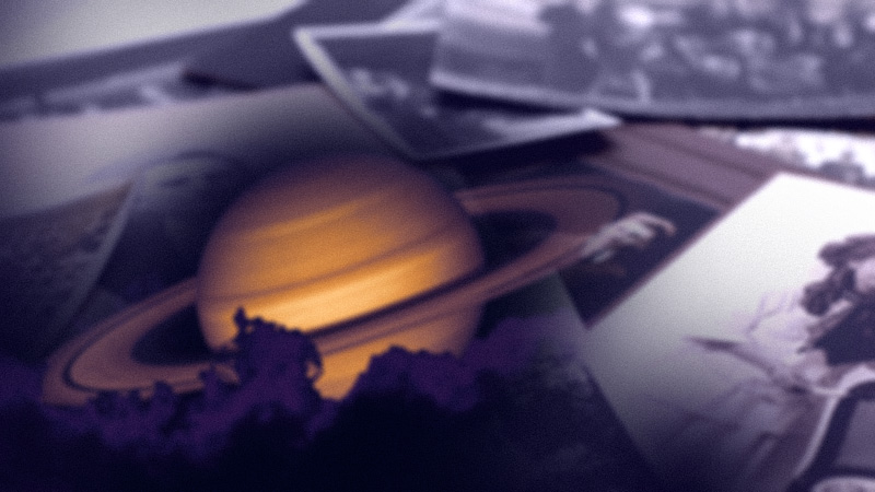 Saturn and Your Ancestors